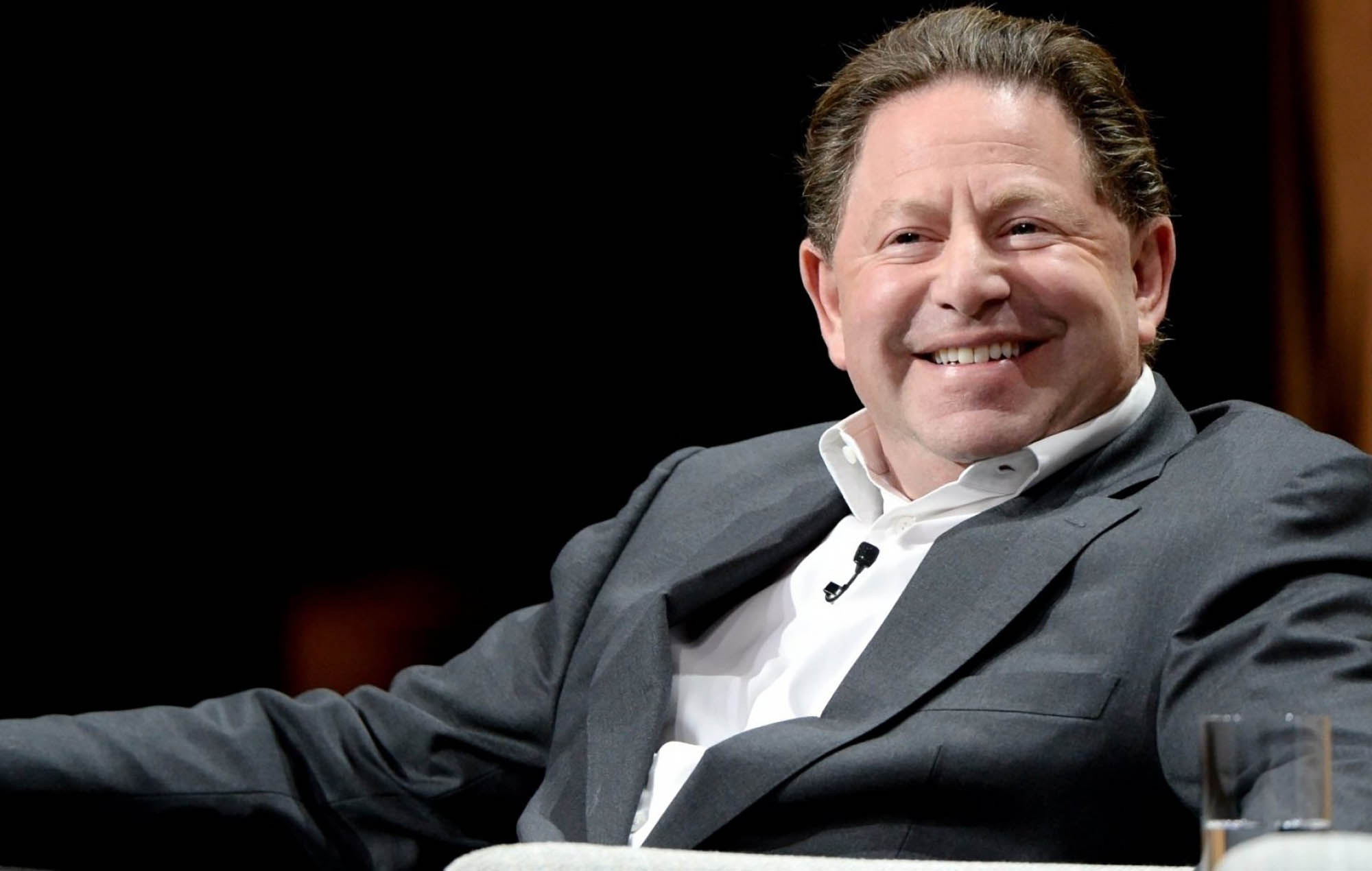Activision Blizzard CEO Bobby Kotick. Image credit: Getty Images