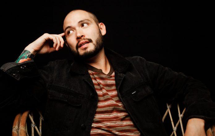 Canadian-born, Australian-based artist Garrett Kato has announced he has a new EP on the way, titled 'Kumamoto'.