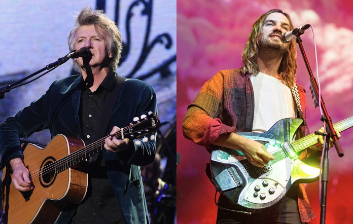 Crowded House's Neil Finn and Tame Impala's Kevin Parker