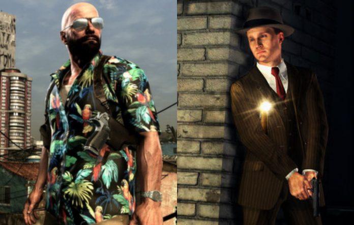 DLC Max Payne 3 & L.A. Noire