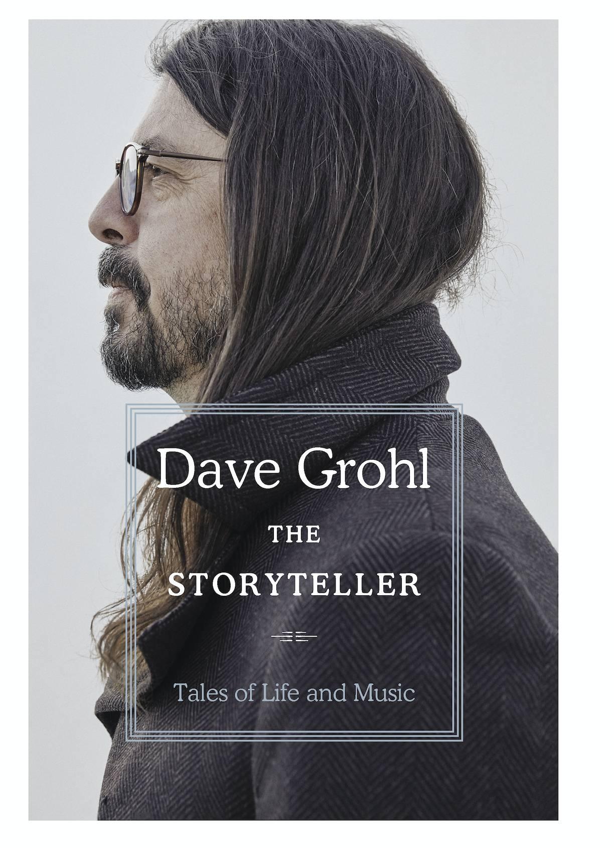 Dave Grohl The Storyteller