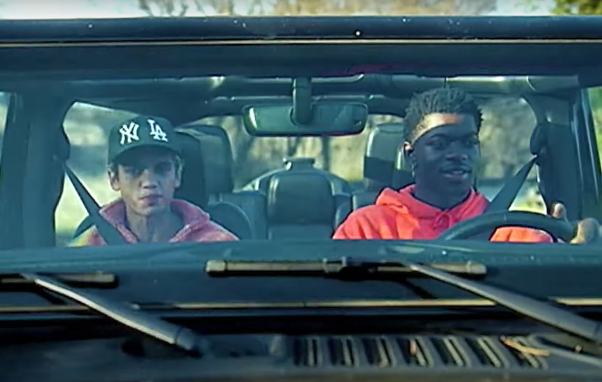 Brockhampton enlist Lil Nas X and Dominic Fike in romantic new video for 'Count On Me'