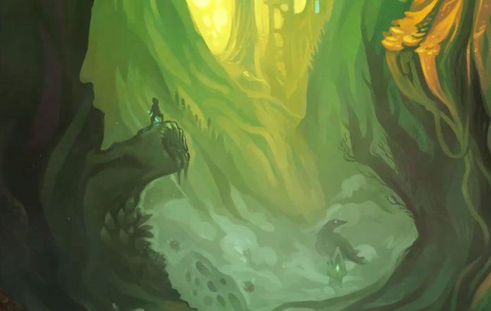 Earthblade Teaser Poster