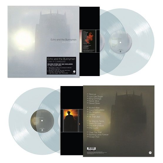 Echo & The Bunnymen's 2021 Record Store Day release