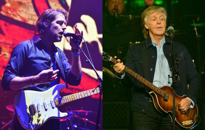 Ed O'Brien / Paul McCartney
