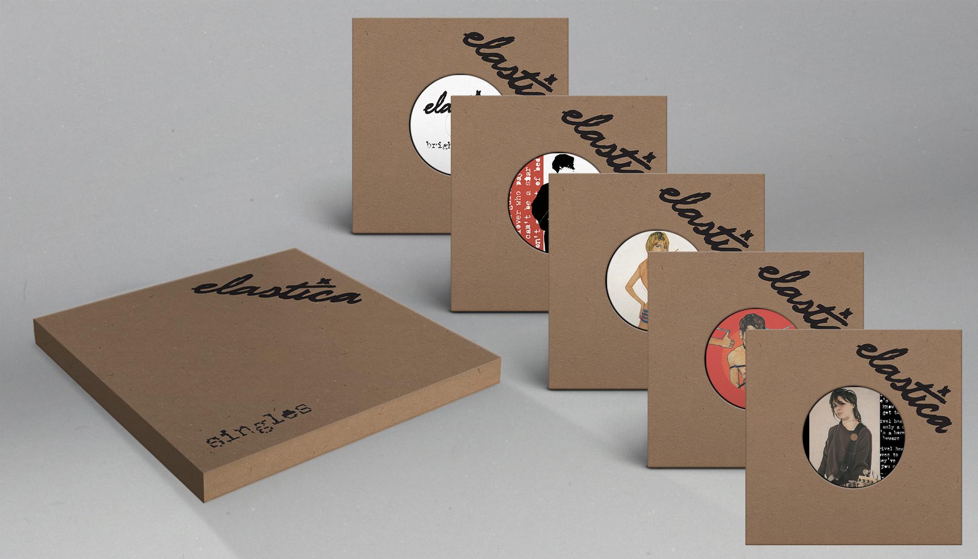 Elastica's 2021 Record Store Day release