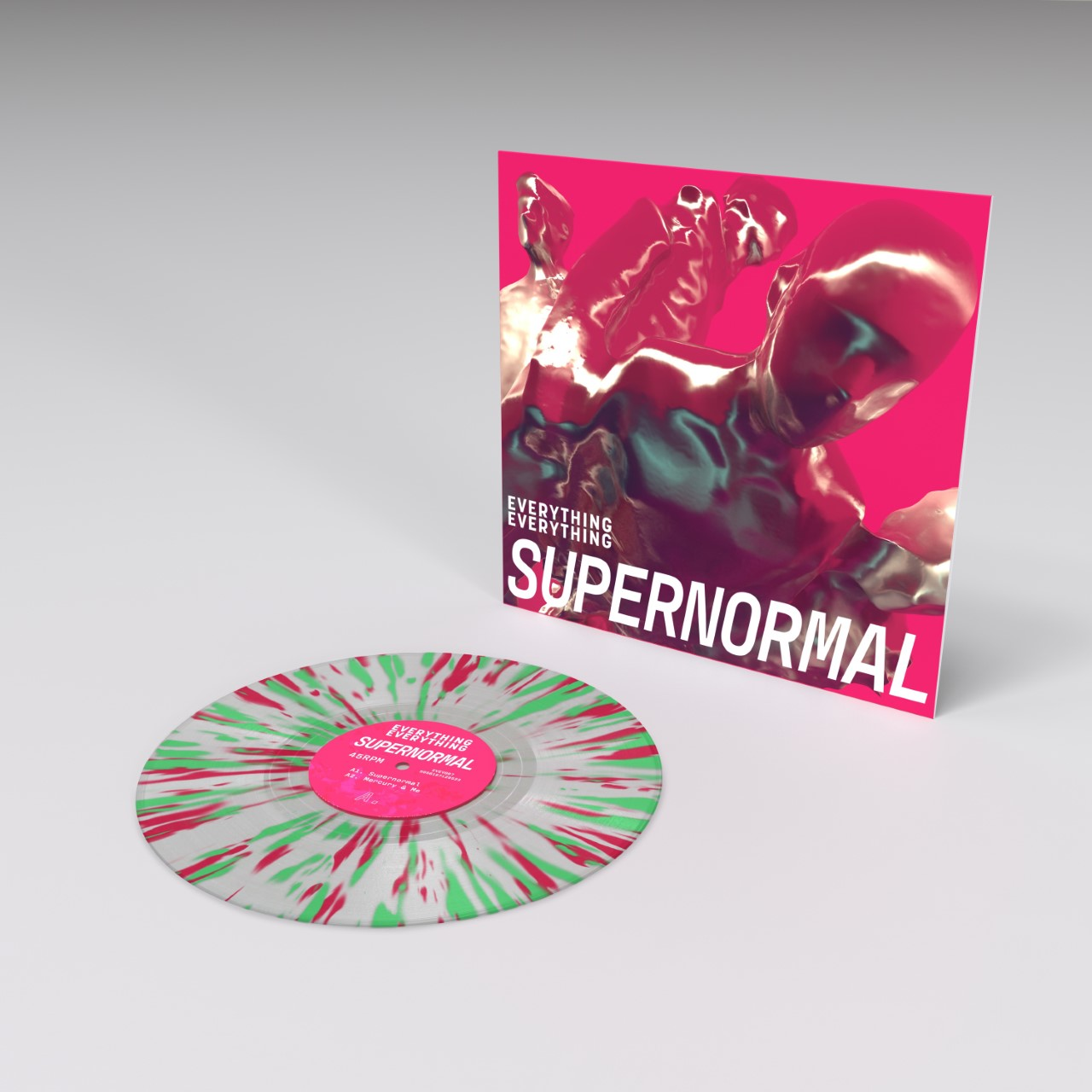 Everything Everything's 2021 Record Store Day release