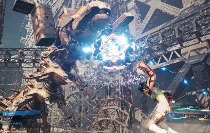 Final Fantasy VII Remake Integrade Intermission