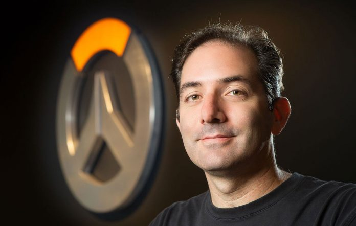 Jeff Kaplan Blizzard Entertainment