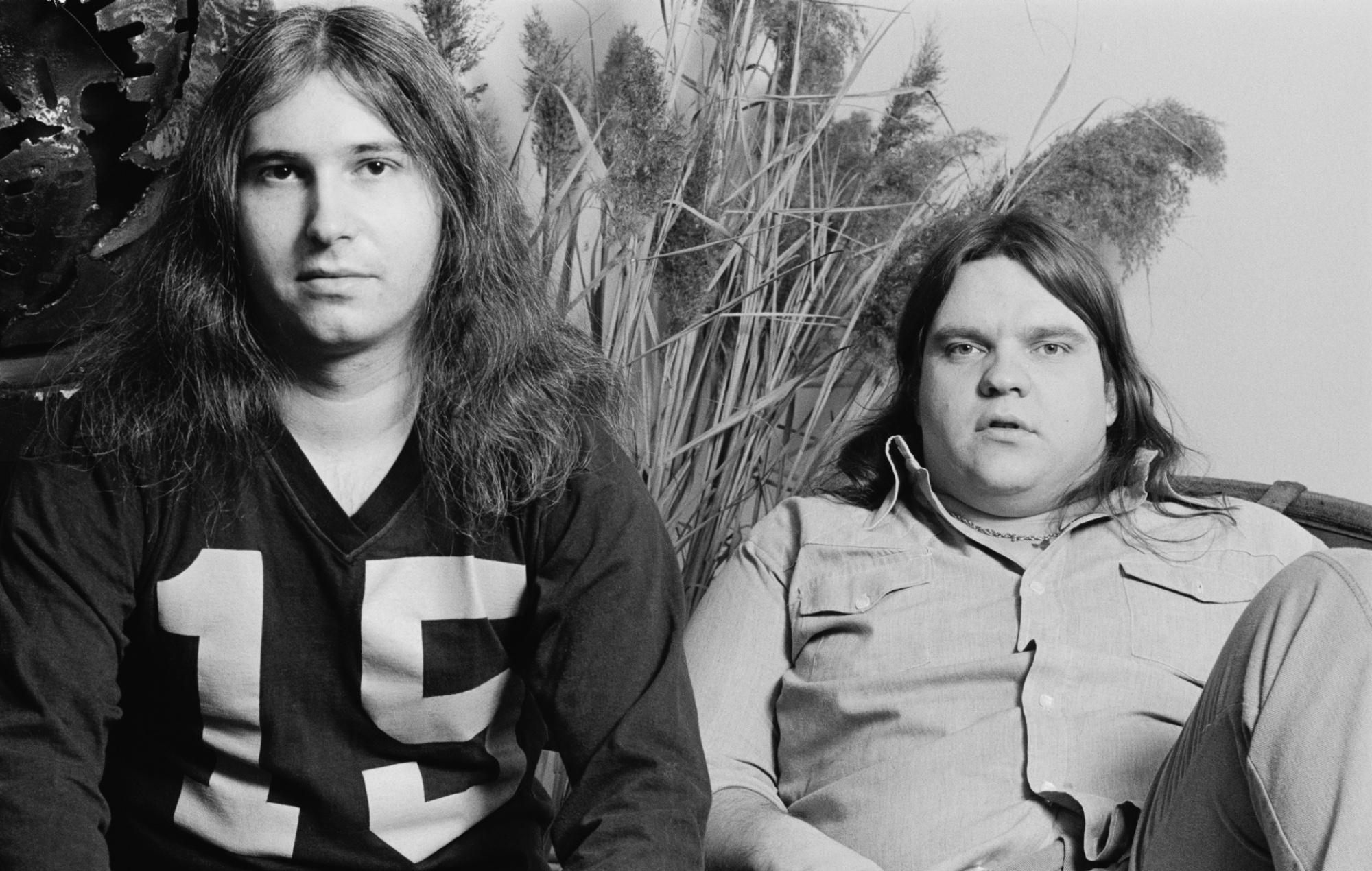 Jim Steinman and Meatloaf