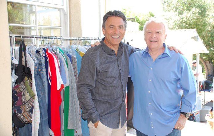 Joe Cipriano and Mark Elliot (right)