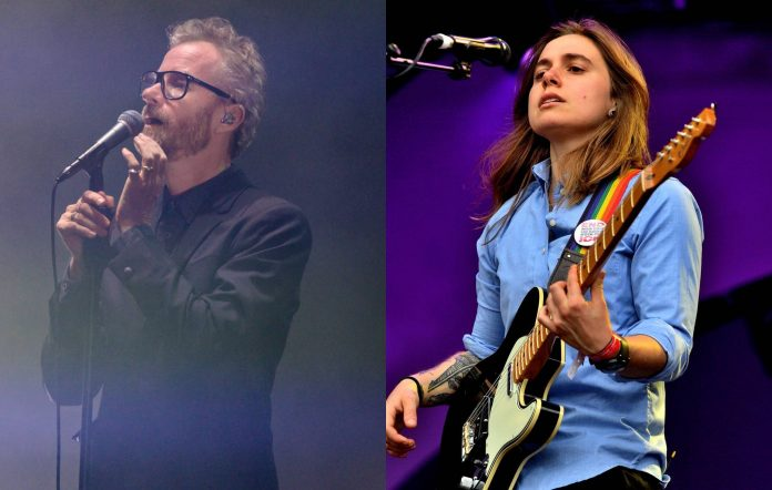 The National and Julien Baker