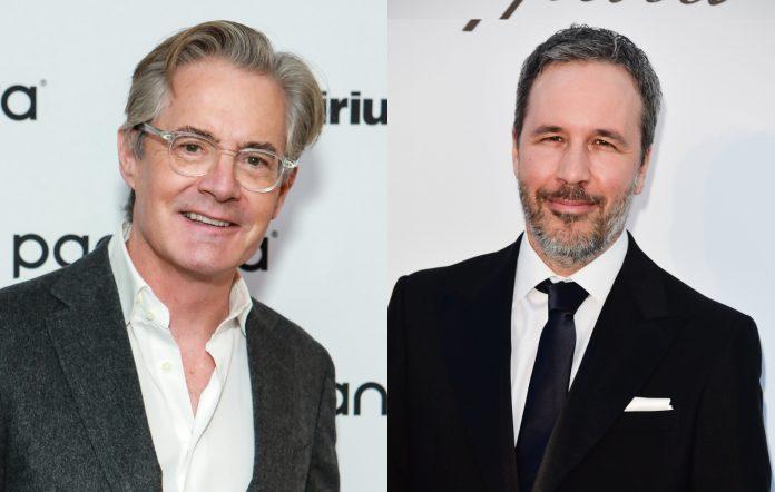 Kyle MacLachlan and Dune director Denis Villeneuve