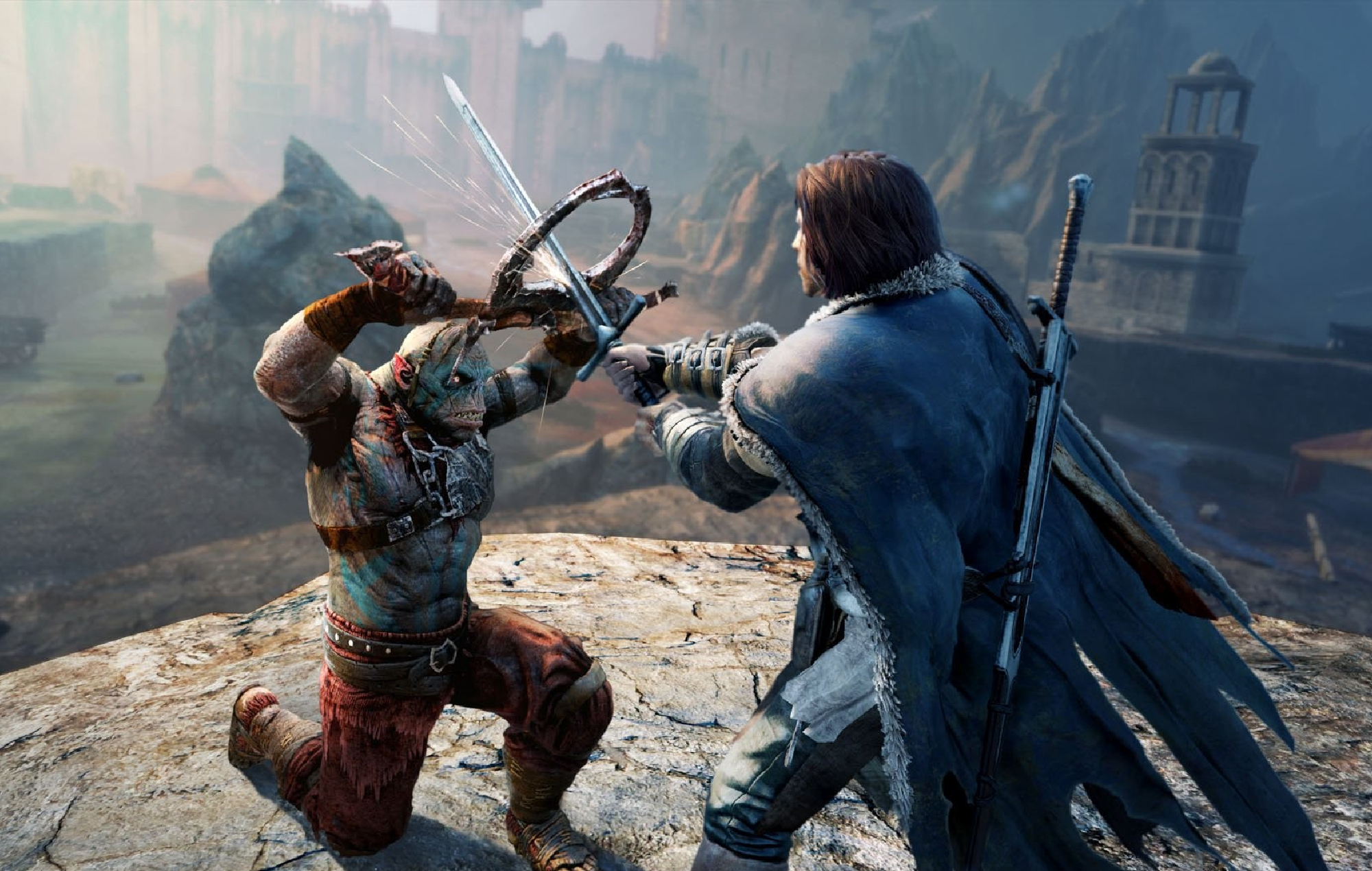 Lord of the Rings Middle Earth: Shadow of Mordor