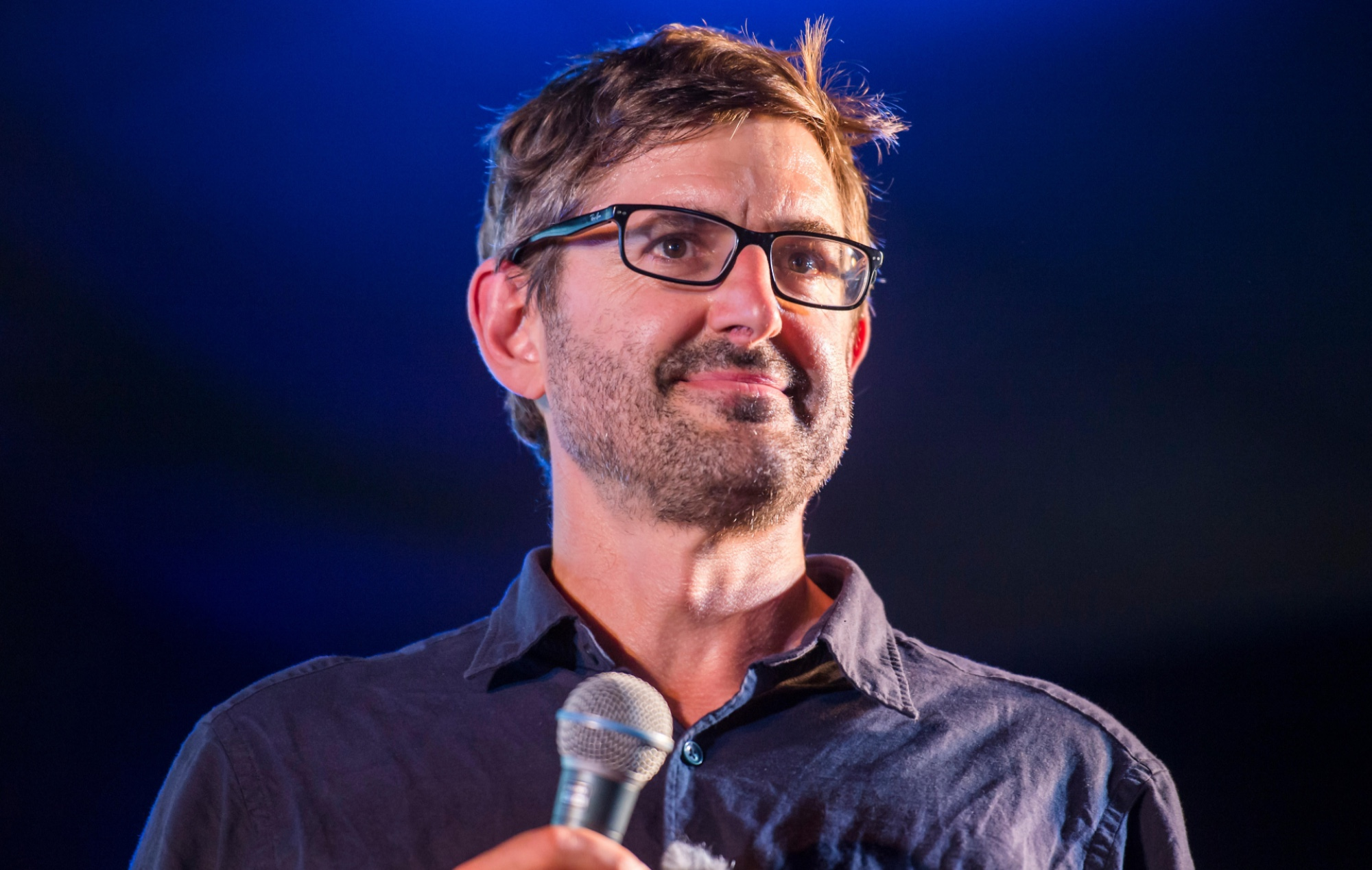 Louis Theroux's new documentary to explore US rap and hip-hop