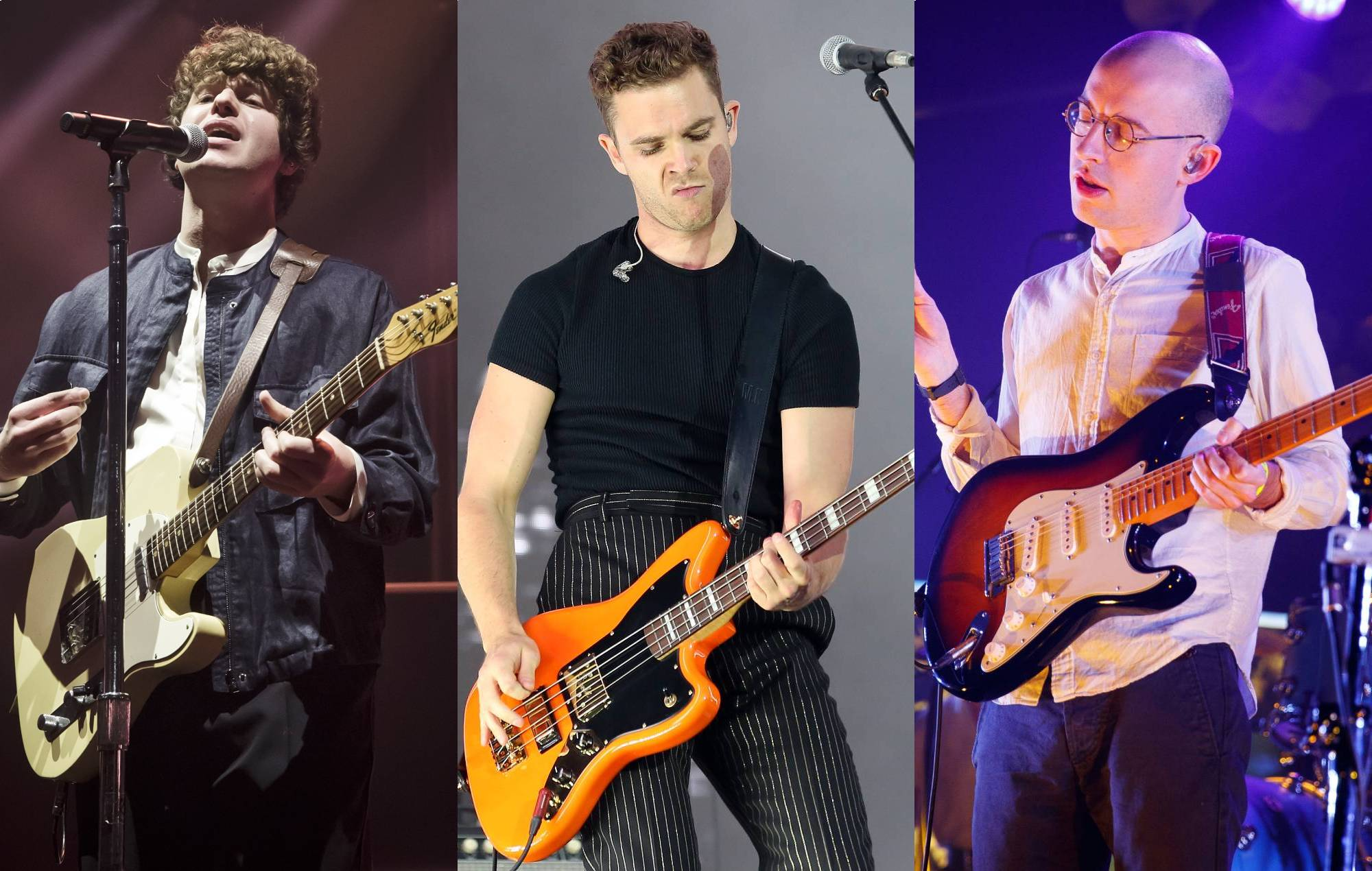 Royal Blood, Bombay Bicycle Club and The Kooks to headline Truck Festival 2021