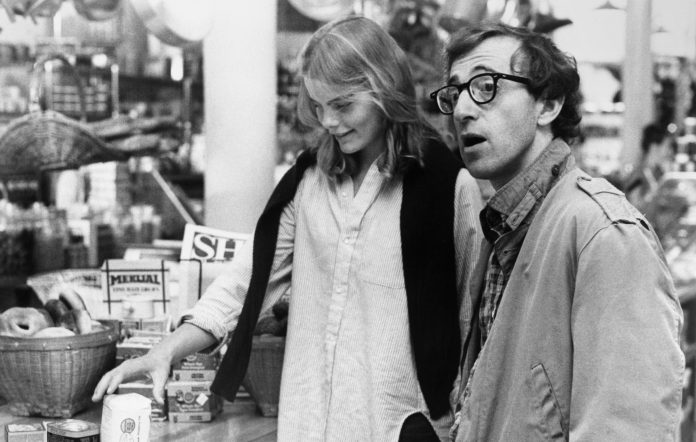 Manhattan with Mariel Hemingway and Woody Allen