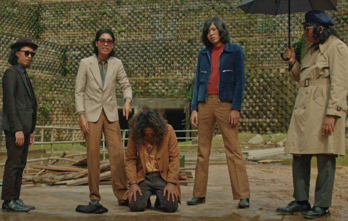 Watch Kugiran Masdo's macabre video clip for 'Dewi Puspita'