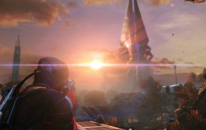 Mass Effect: Legendary Edition Eden Prime