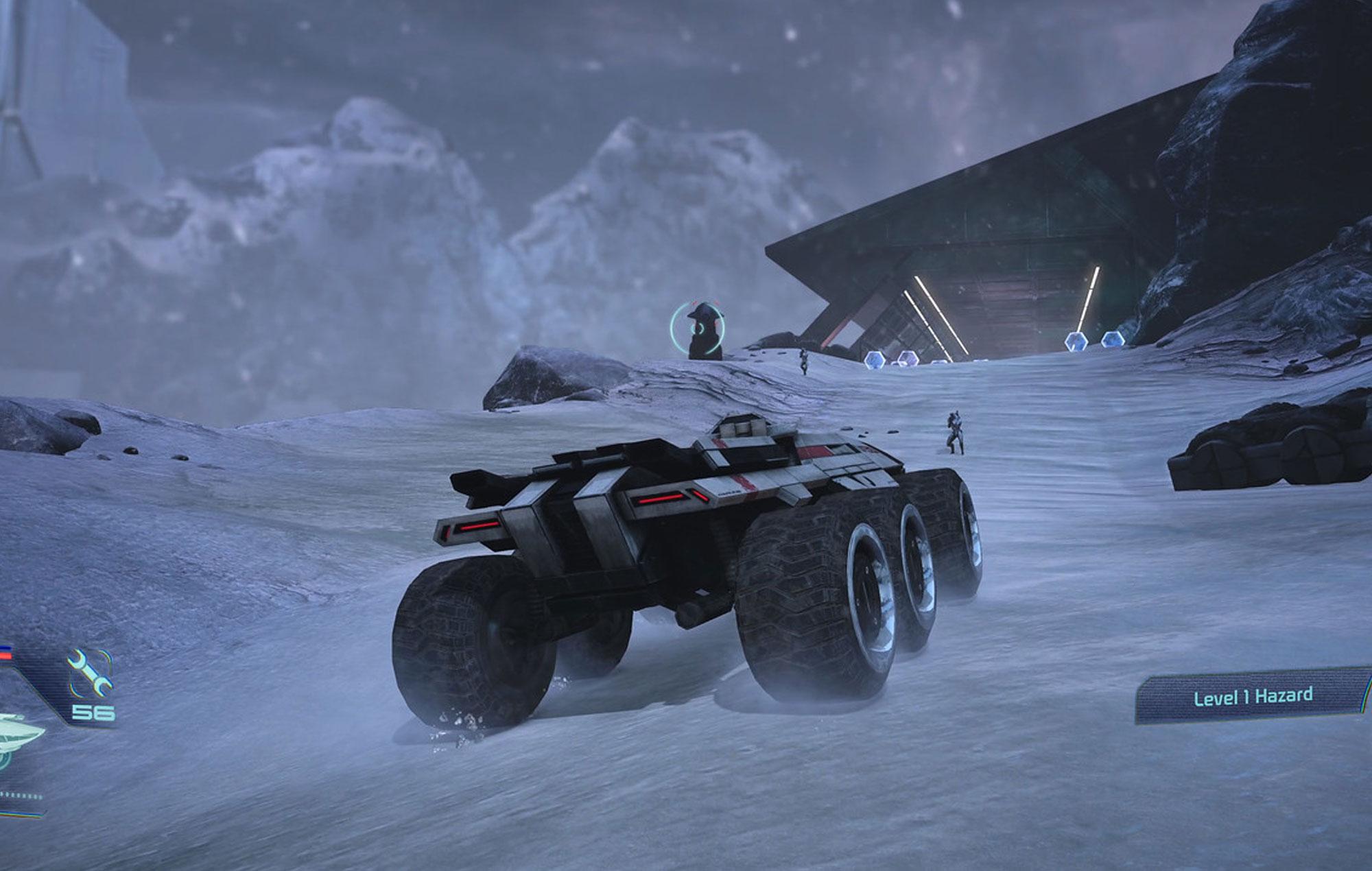 Mass Effect: Legendary Edition Mako