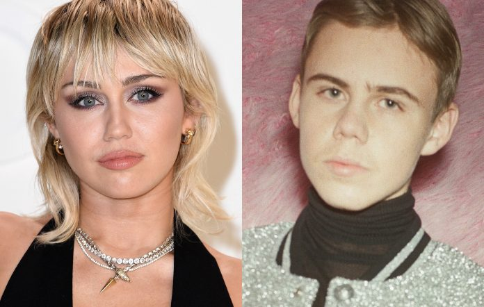 Miley Cyrus and The Kid LAROI