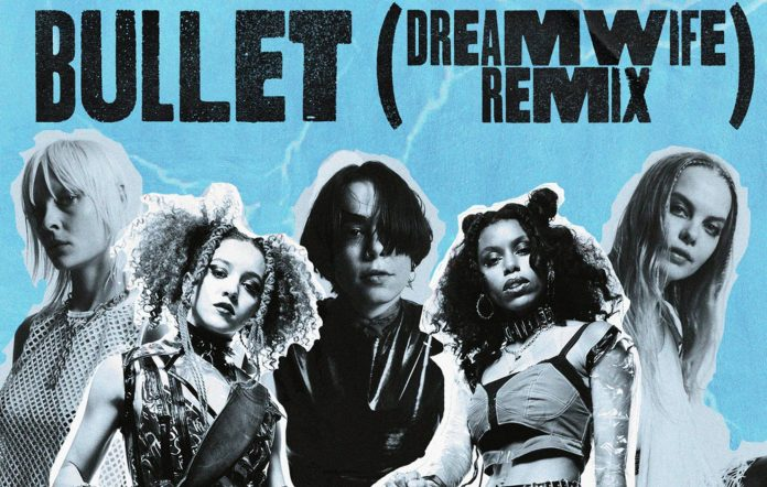 Dream Wife have remixed 'Bullet' by Nova Twins. Credit: Press