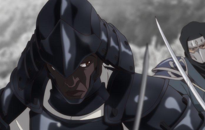 Netflix anime series 'Yasuke'
