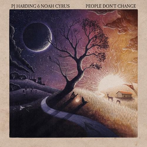 PJ Harding Noah Cyrus EP cover