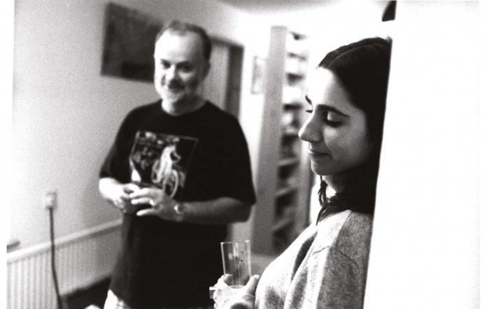 PJ Harvey and John Peel
