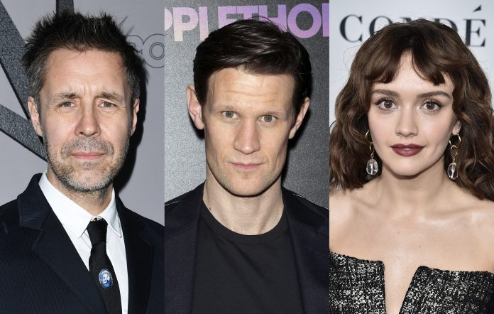 Game of Thrones spinoff prequel House of the Dragon begins production HBO shares table read images Matt Smith Olivia Cooke Paddy Considine