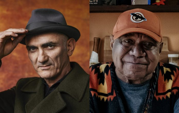 Paul Kelly and Archie Roach
