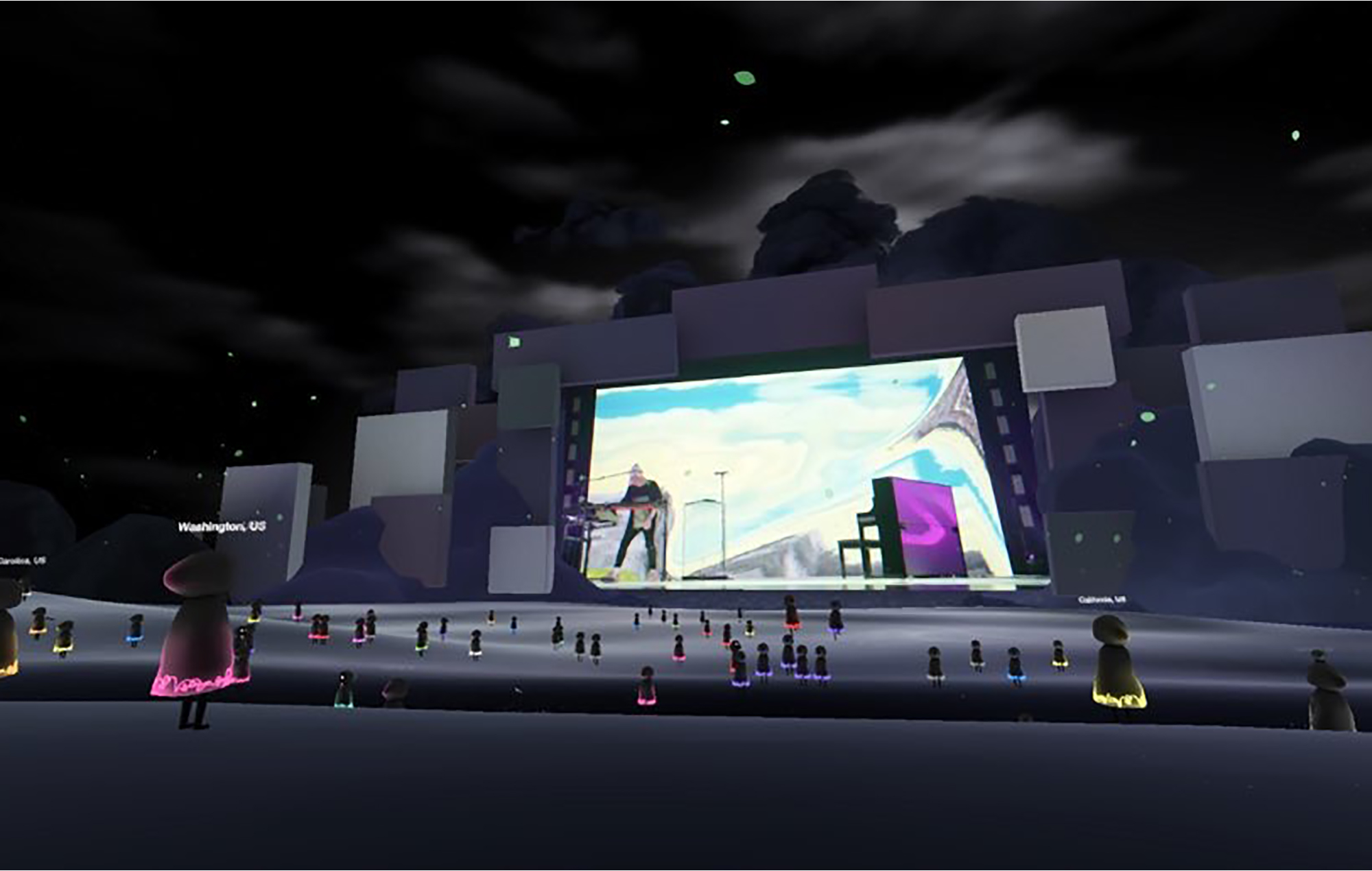 Porter Robinson's Secret Sky Festival