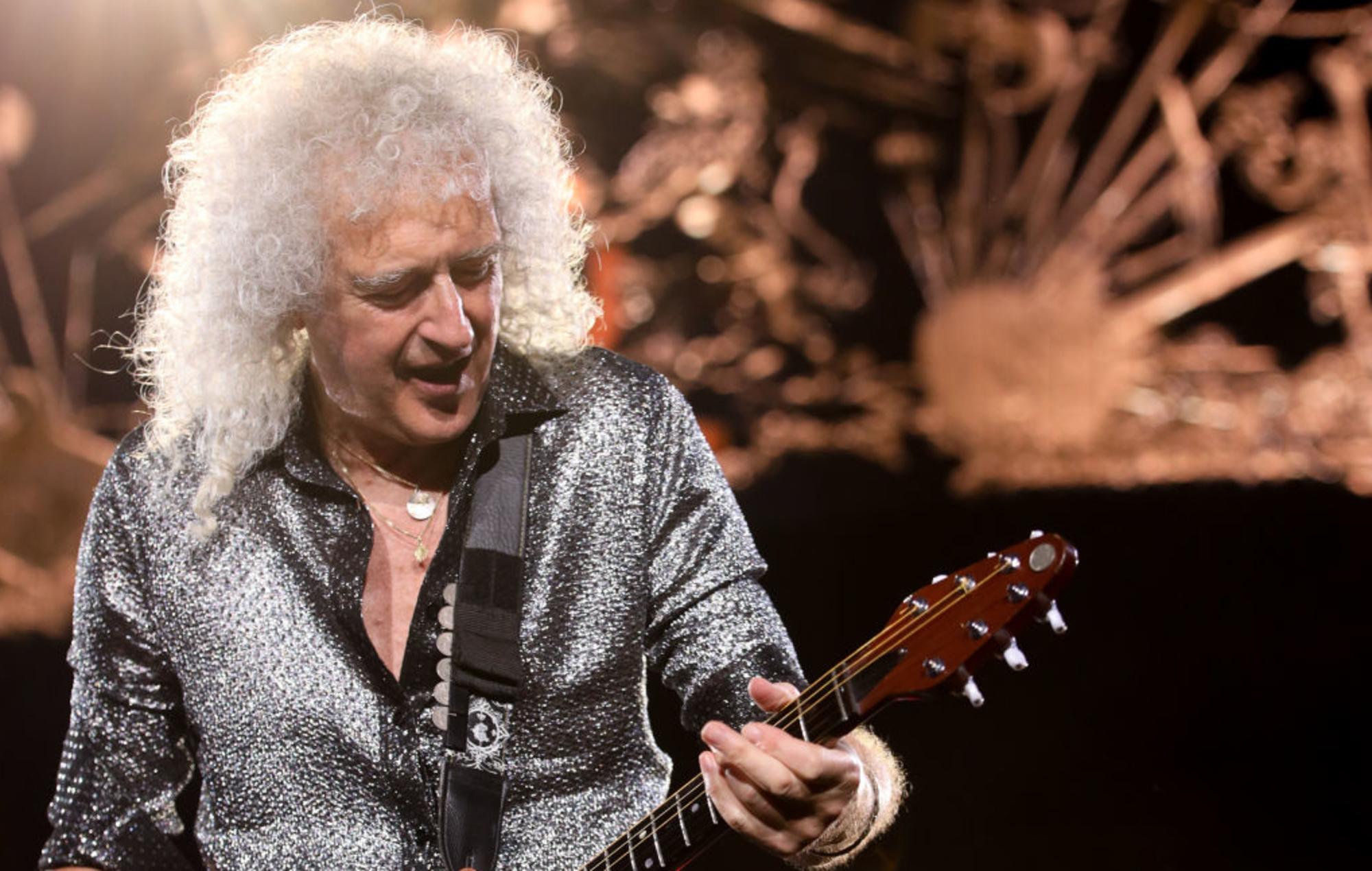 Queen's Brian May
