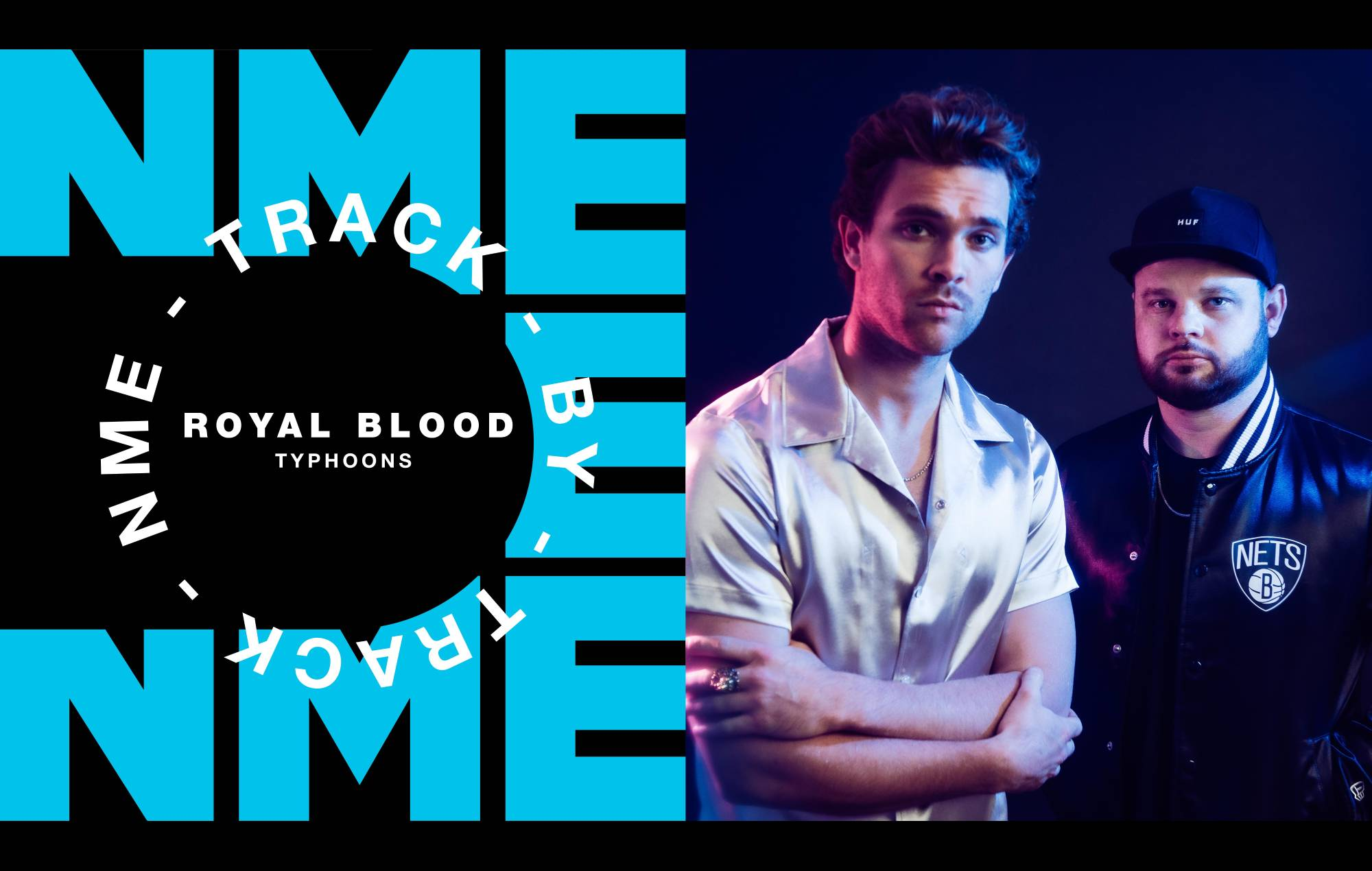 Royal Blood's track-by-track guide to new album 'Typhoons'. Credit: Jennifer McCord for NME