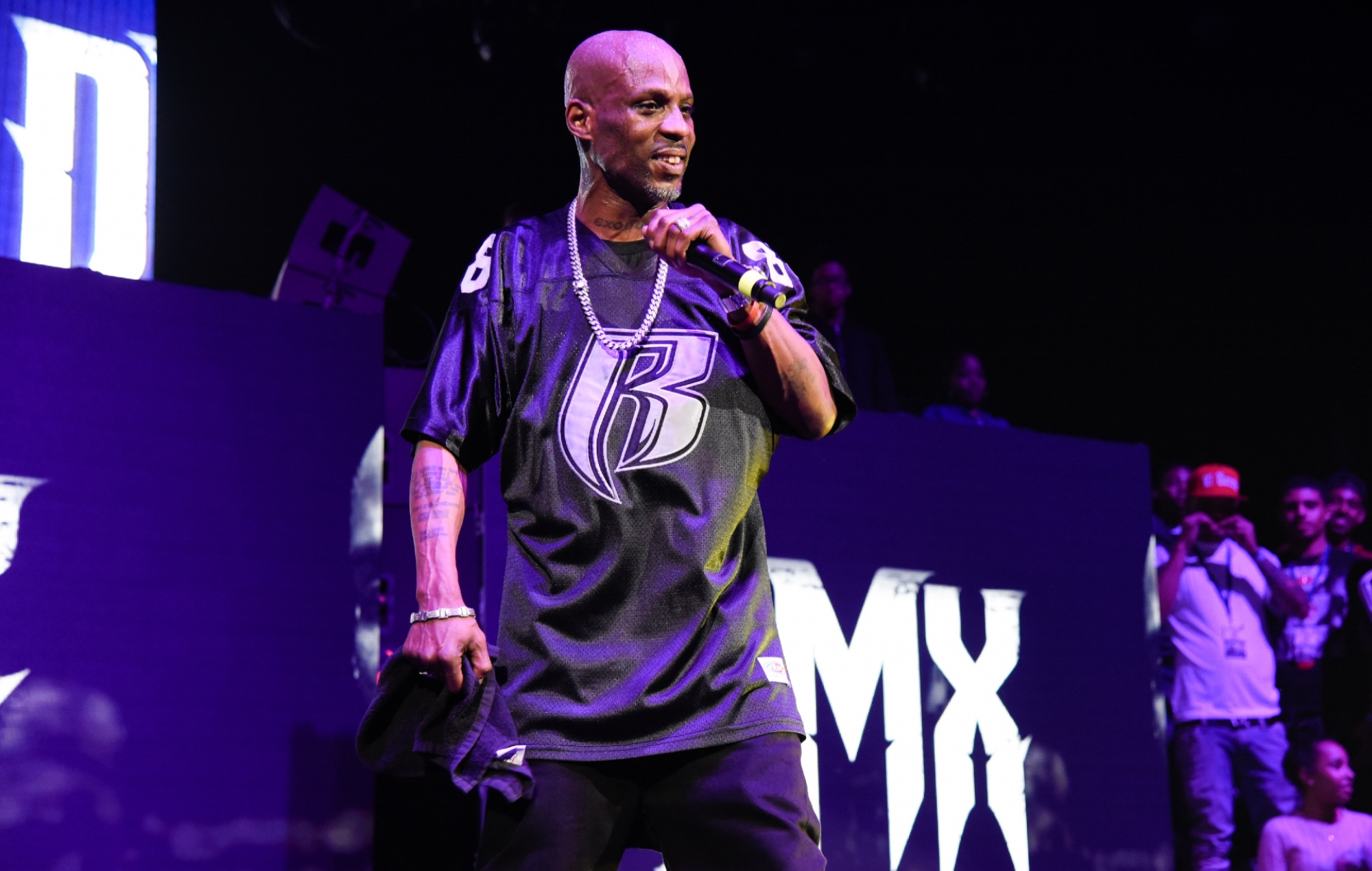 Planned DMX gig being turned into tribute event for late rapper