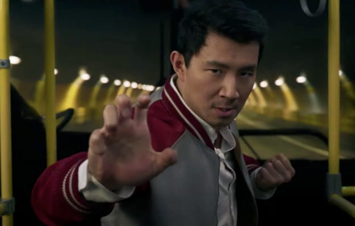 'Shang-Chi and the Legend of the Ten Rings' trailer