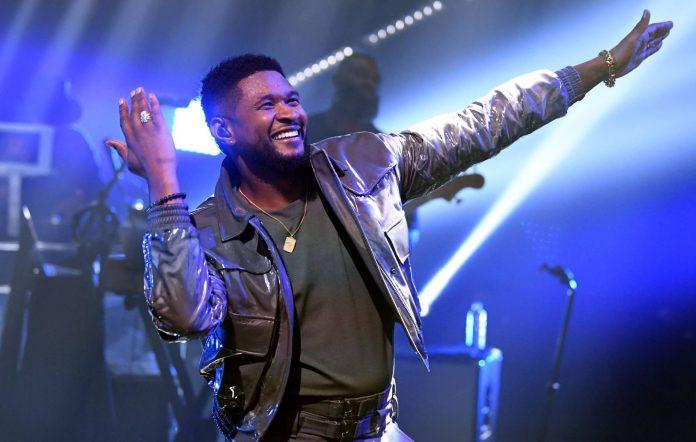 Usher Las Vegas