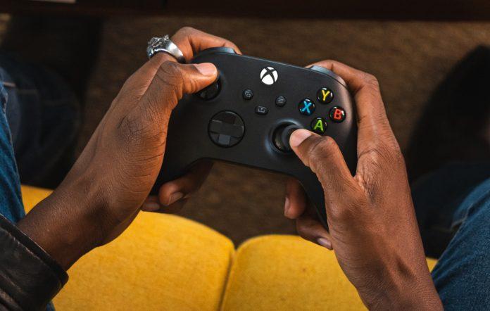 Video Games Microsoft's Xbox Wireless Controller