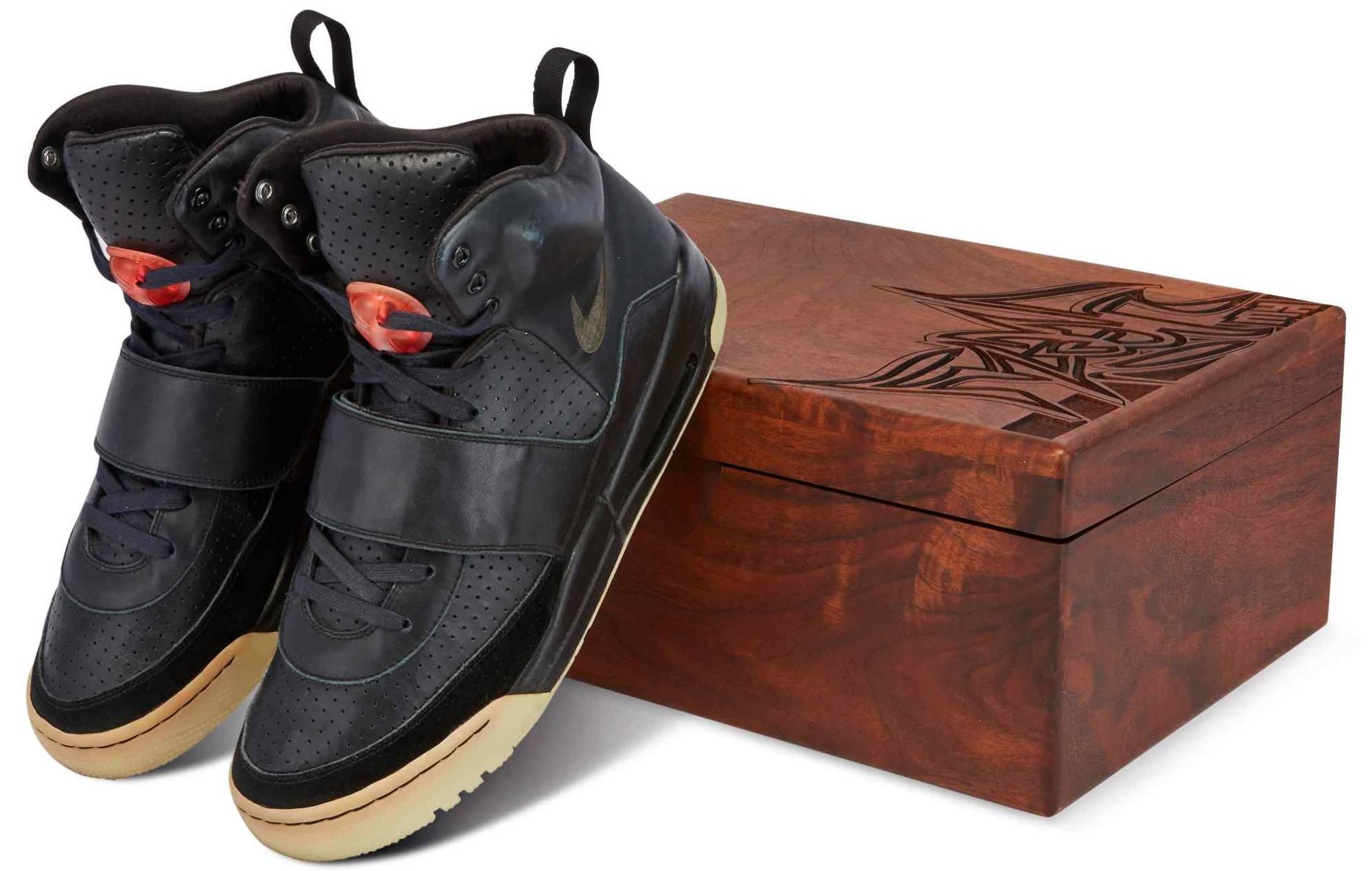 Kanye West's Yeezy shoe prototypes, valued at over $1 million, set to go up for sale