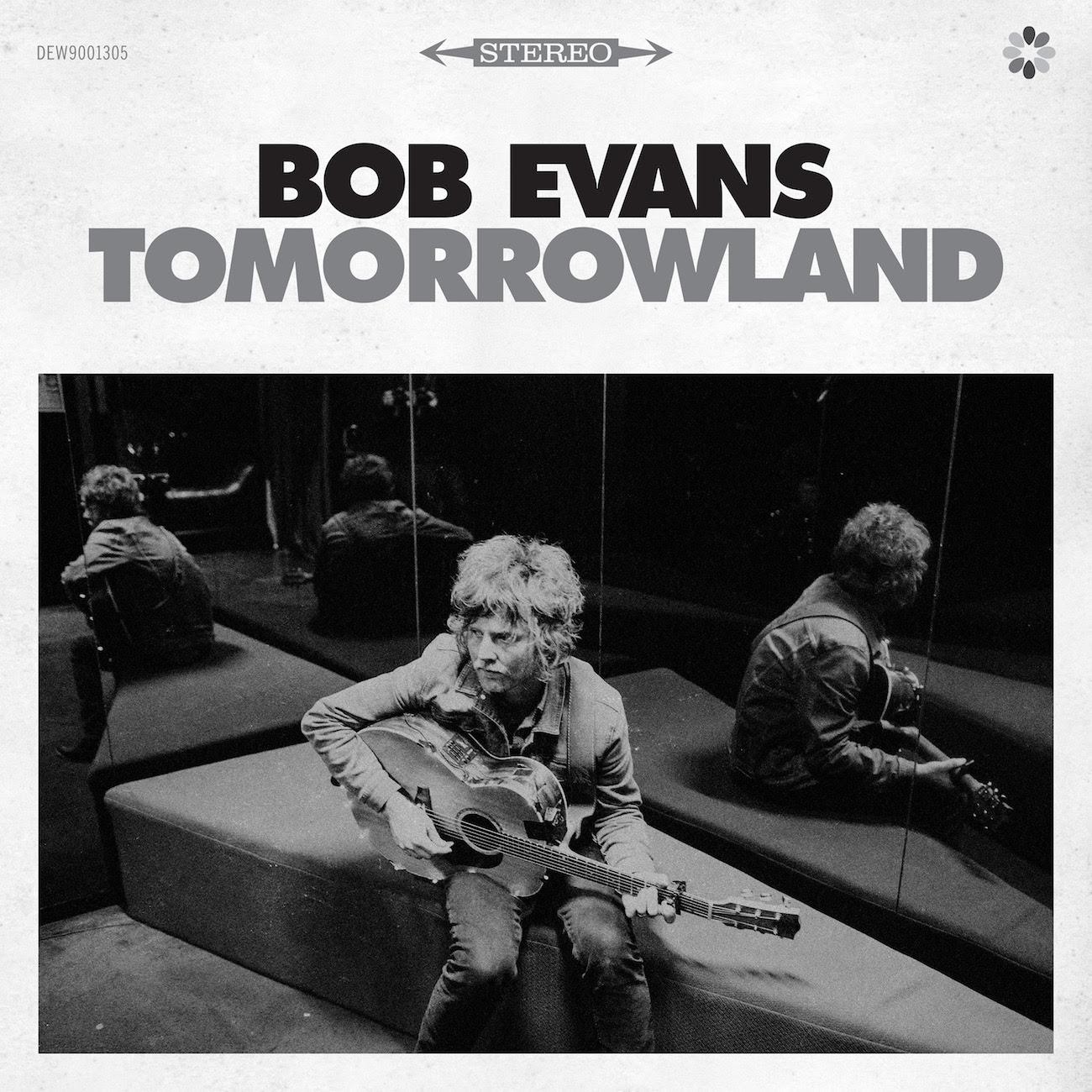 Jebediah Kevin Mitchell new album Bob Evans Tomorrowland