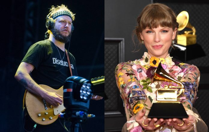 Bon Iver / Taylor Swift