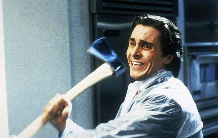 Christian Bale in 'American Psycho'