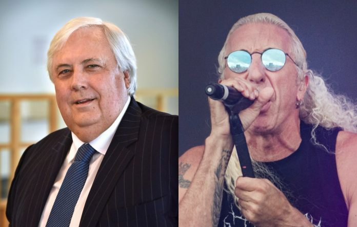 clive palmer dee snider universal lawsuit