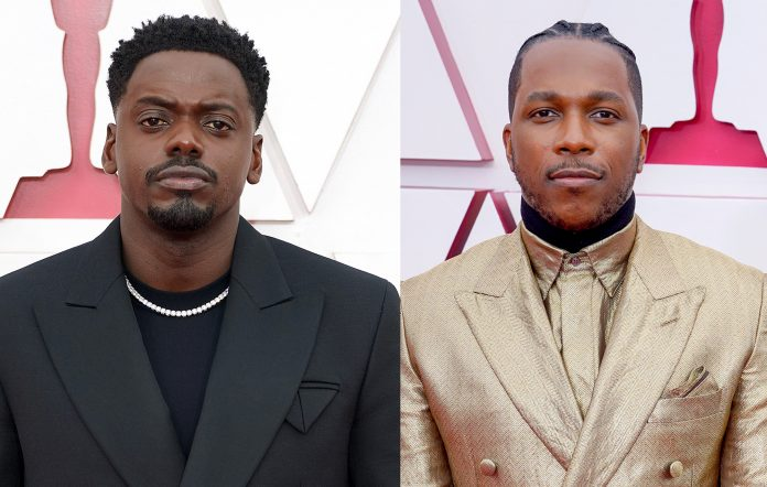 Daniel Kaluuya Leslie Odom Jr. Oscars 2021
