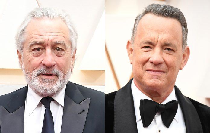 Robert De Niro Tom Hanks