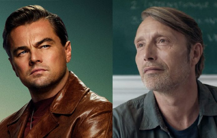 Leonardo DiCaprio Mads Mikkelsen