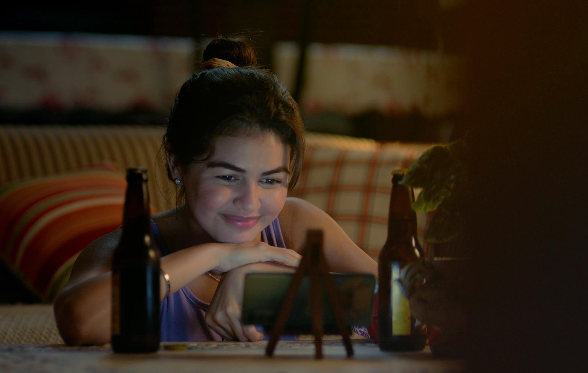 Janine Gutierrez in 'Dito At Doon'
