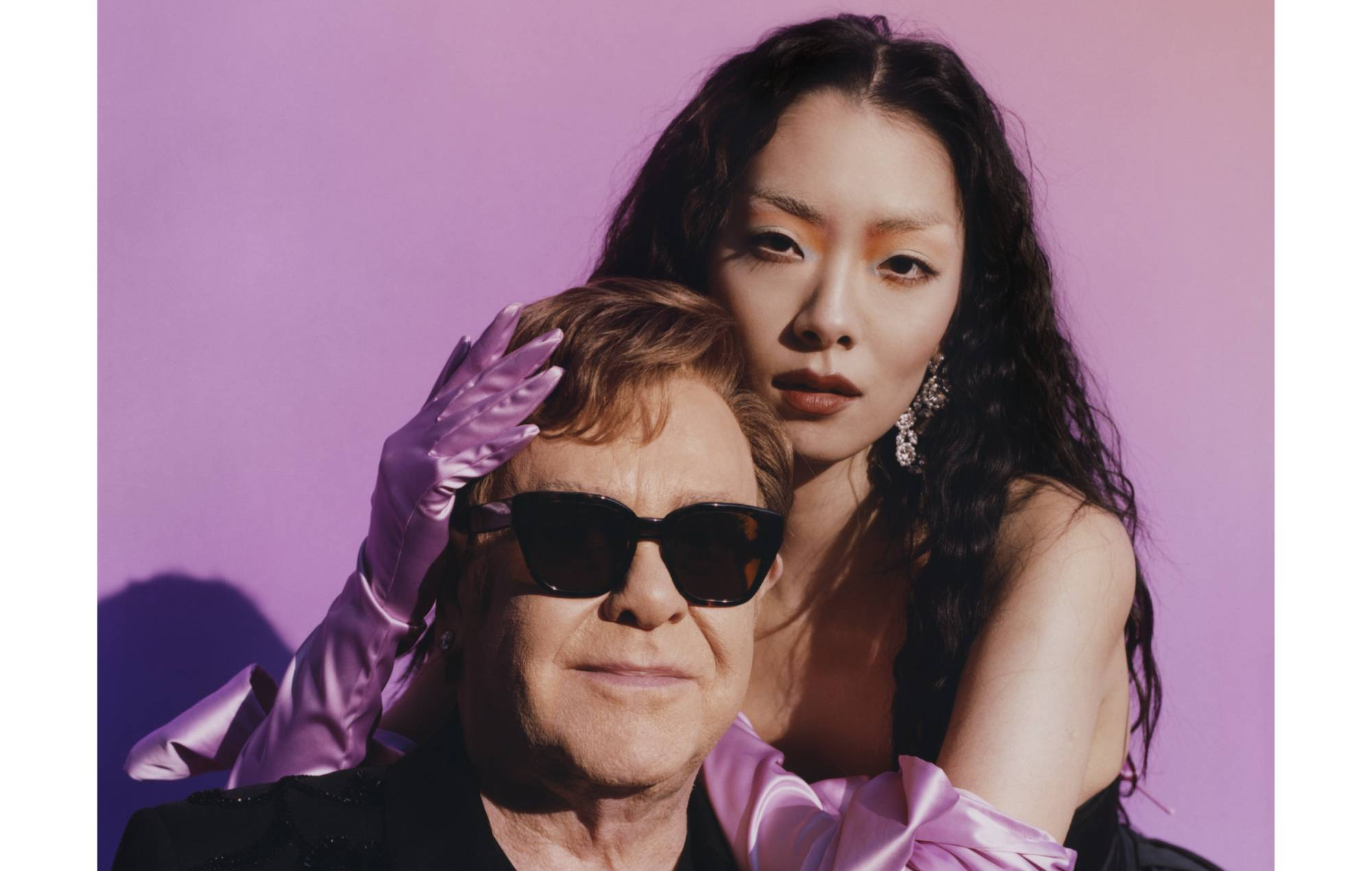 Rina Sawayama announces new Elton John-featuring version of 'Chosen Family'