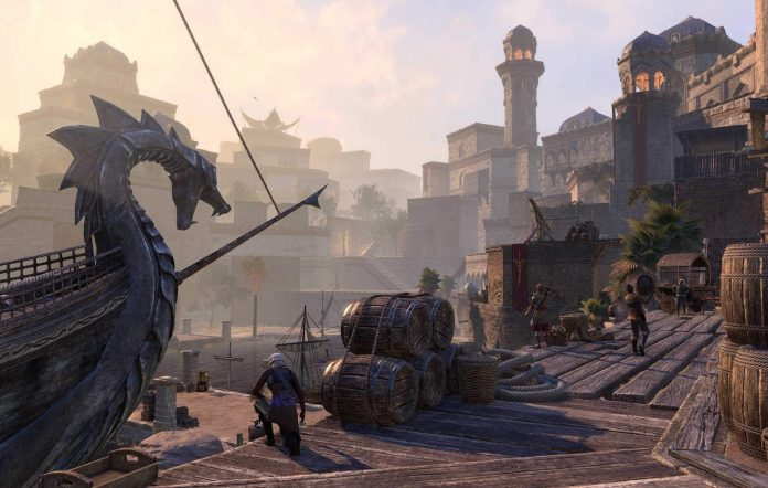 The Elder Scrolls Online: Console Enhanced