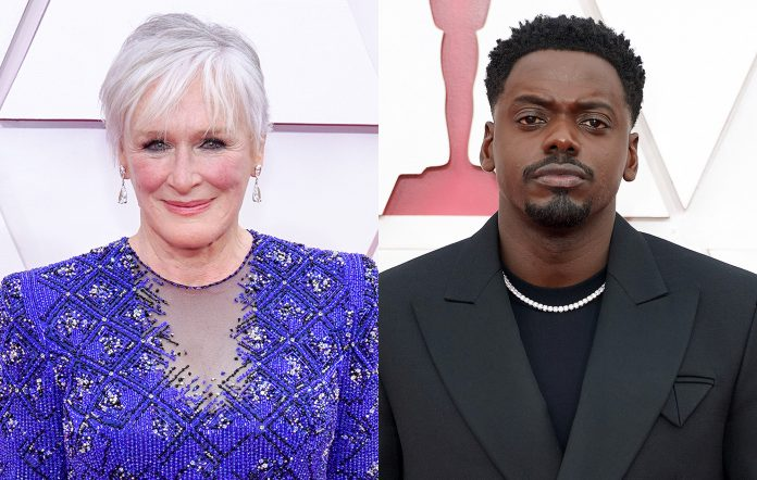 Glenn Close Daniel Kaluuya